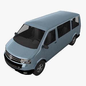 3ds volkswagen t5