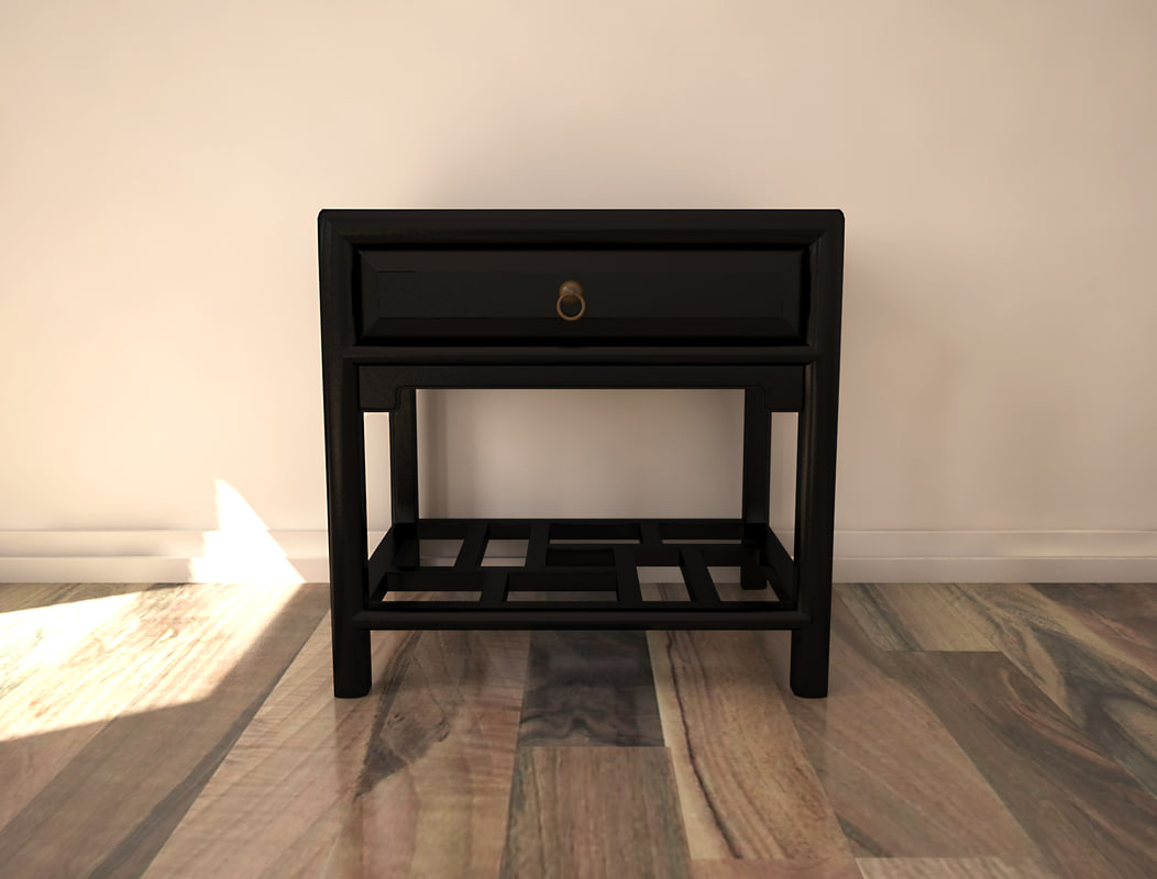 max bedside table