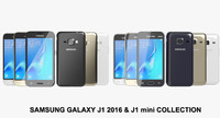 Samsung Galaxy J1 2016 & J1 Mini Collection