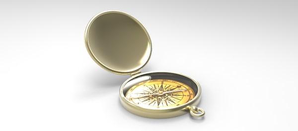 compass obj