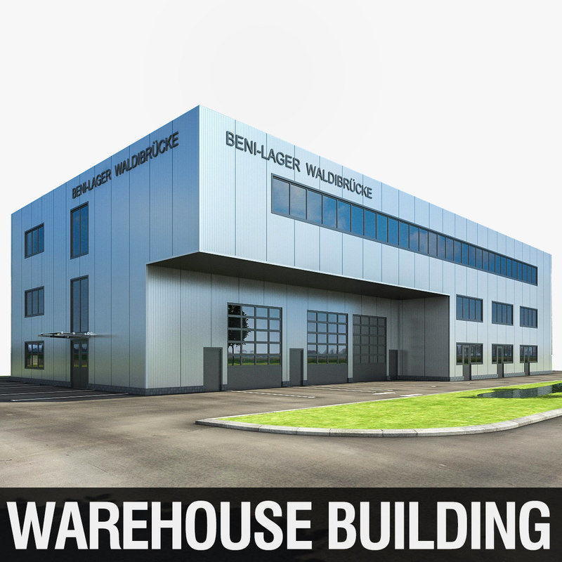 warehouse building max