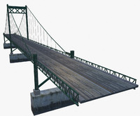 Bridge Low Poly