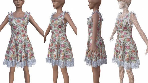fbx dress women cloth