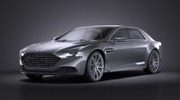 Aston Martin Lagonda 2016 VRAY