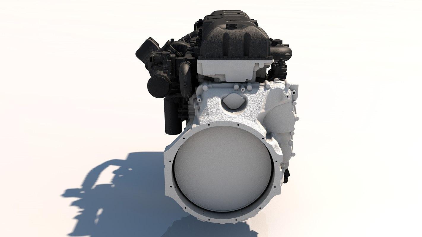 truck engine max