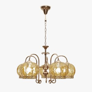 chandelier hanging arte lamp max