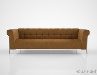 max holly hunt sheffield sofa