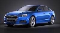 Audi A4 Sedan 2017