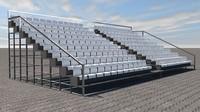 seats platform obj