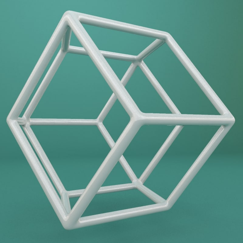 3d geometric shape model