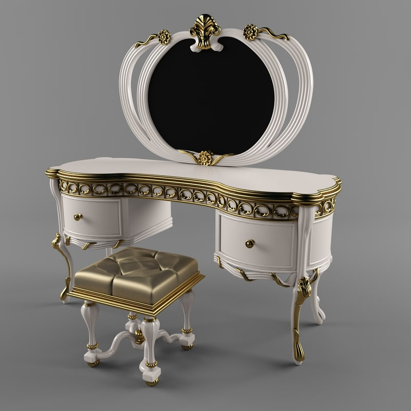 3d model ekarfurniture poudresse