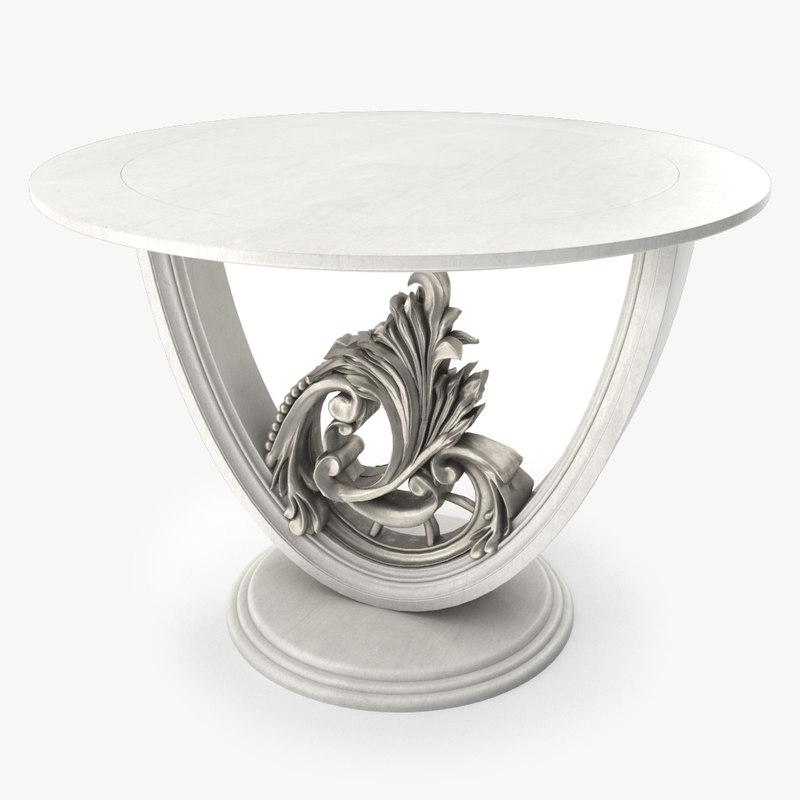 max belloni table