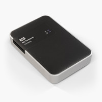 western digital passport wireless 3d obj