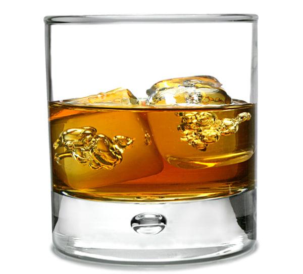3d glass ice