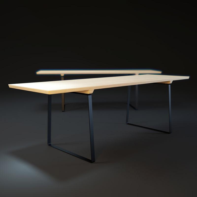 3d edge-table