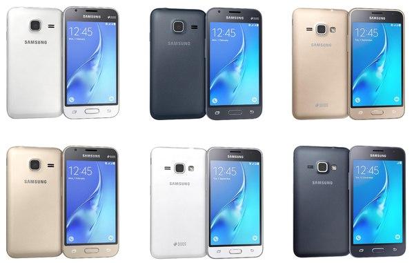 3ds samsung galaxy j1 2016