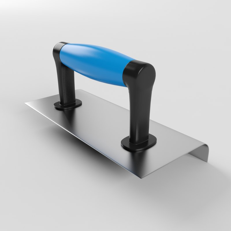 3d extra wide edger model