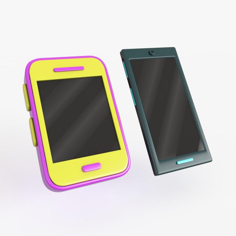 cellular toys 3d max