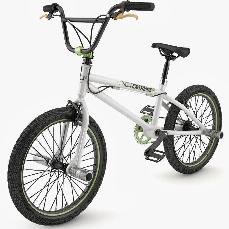 bmx bike max