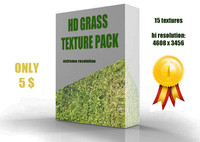 HD GRASS TEXTURE PACK