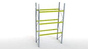 max warehouse rack