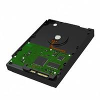 3d serial ata hard drive model