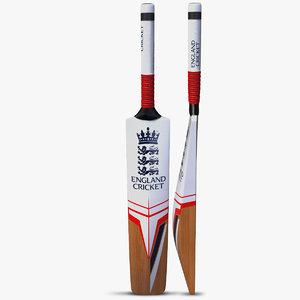 cricket stick obj