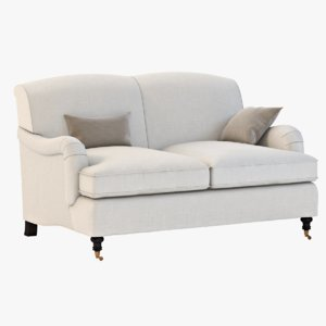 joybird robin sofa 3d model