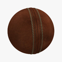 cricket ball 3d max