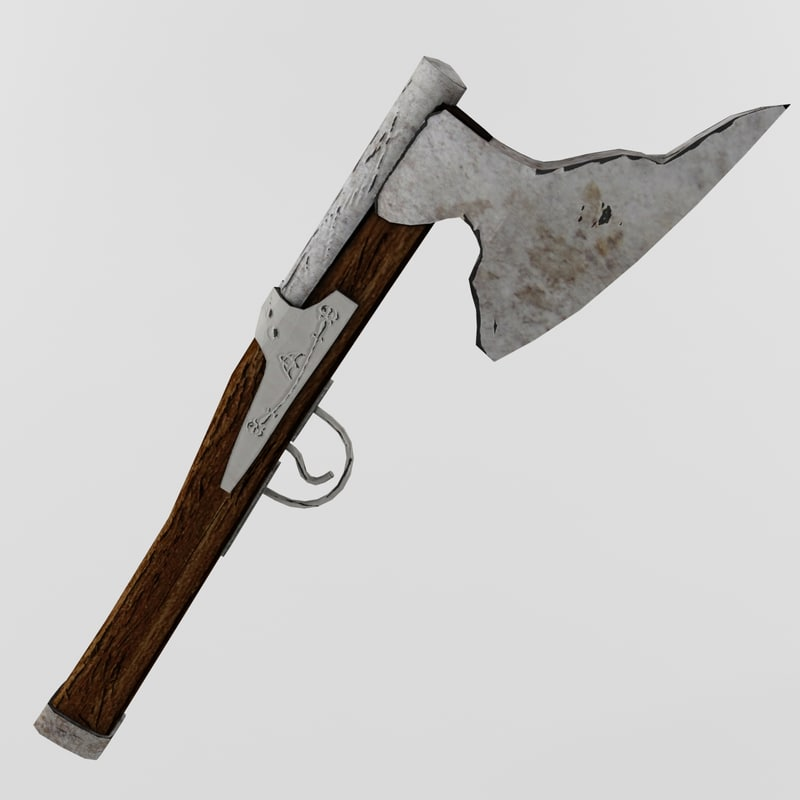 weapon games real 3d x