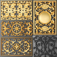 Fretwork SET 3D(1)