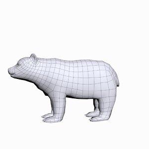 bear max