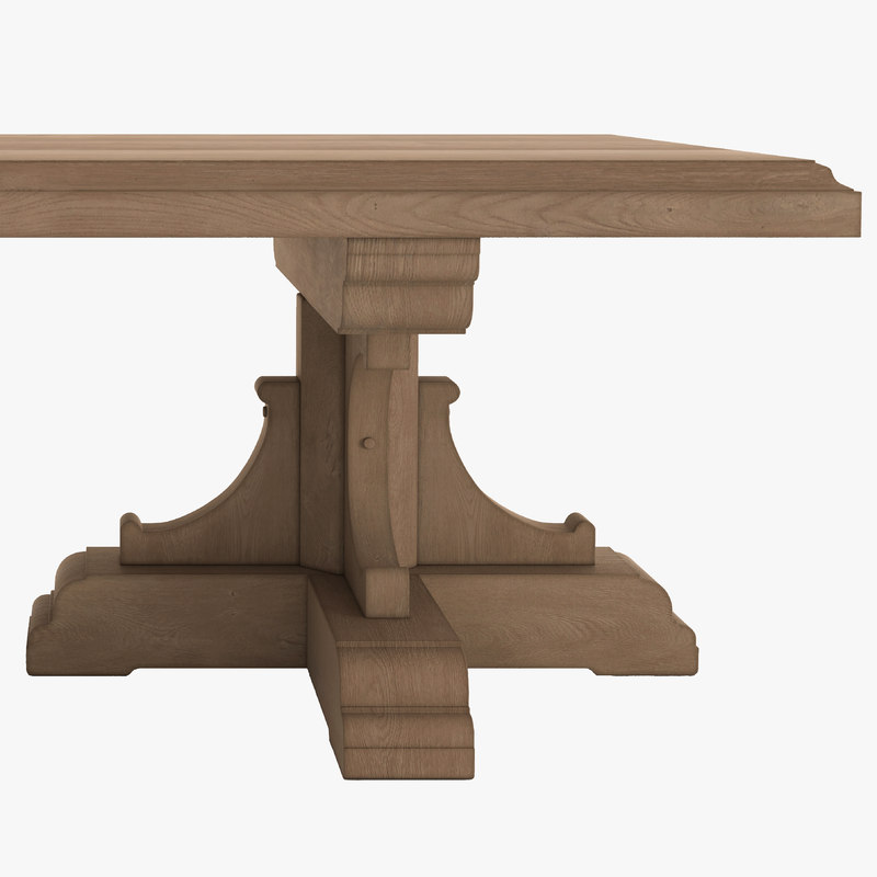 french dining table oak max