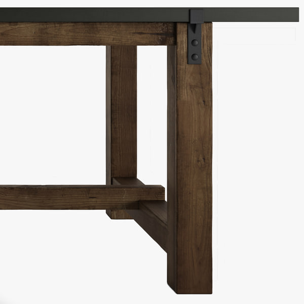 3d old table reclaimed