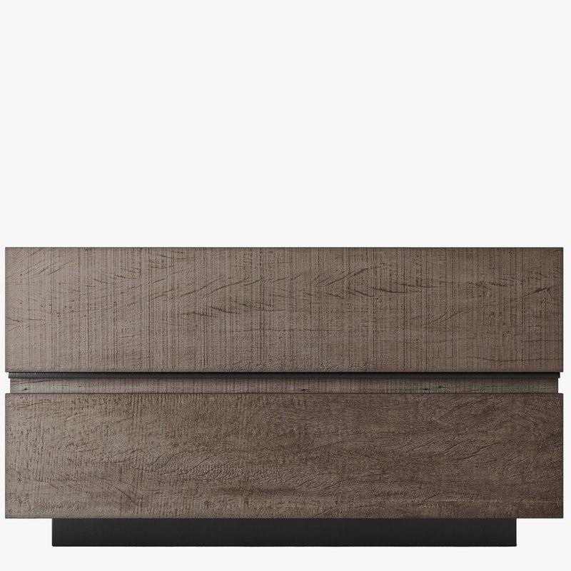 nightstand 3d max