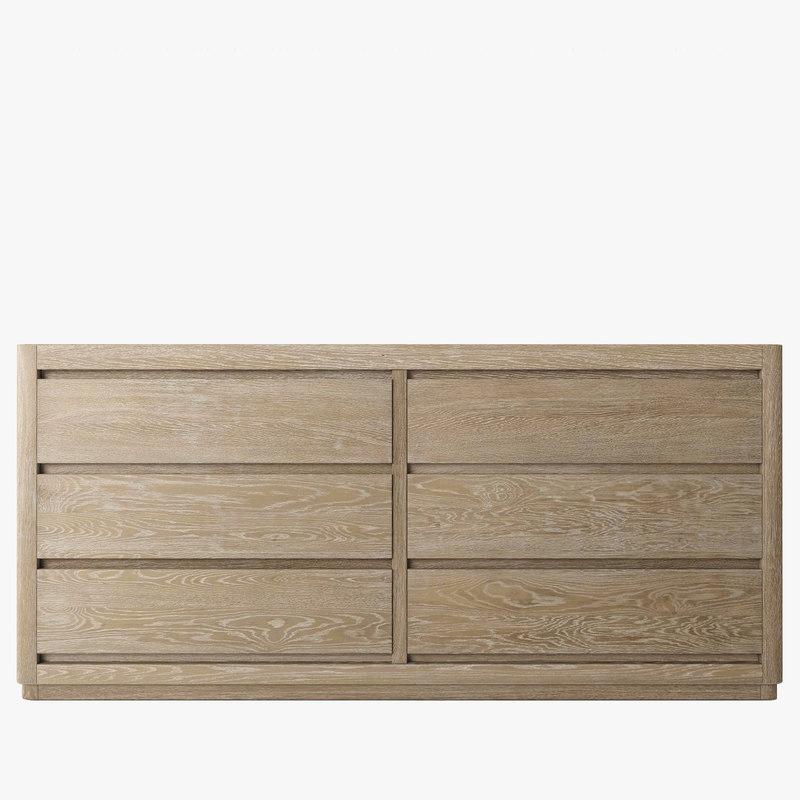 3d model martens wood