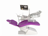 3d stern weber dental chair