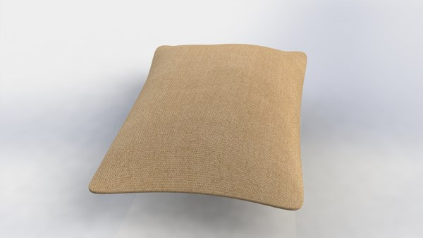 pillow solidworks max
