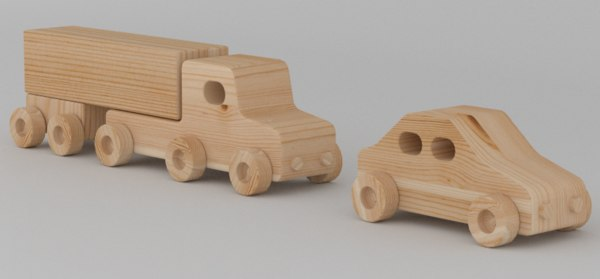 wooden toys 3ds