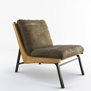 stephenkenn boomerang chair max