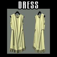 dress interiors 3d obj