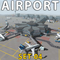 Airport Set04