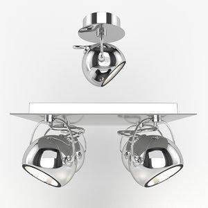 lamp ideal lux lunare max