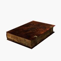 3d ritual book