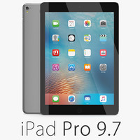 Apple iPad Pro 9.7 Inch Space Gray