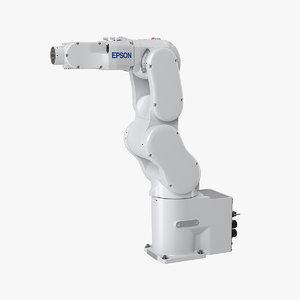 3d epson c8 robot