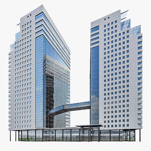 max commercial building exterior
