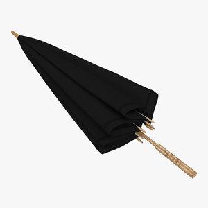 umbrella closed 4 3ds