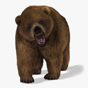 ma bear 2 fur animation