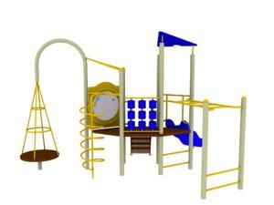 playground kids 3d 3ds
